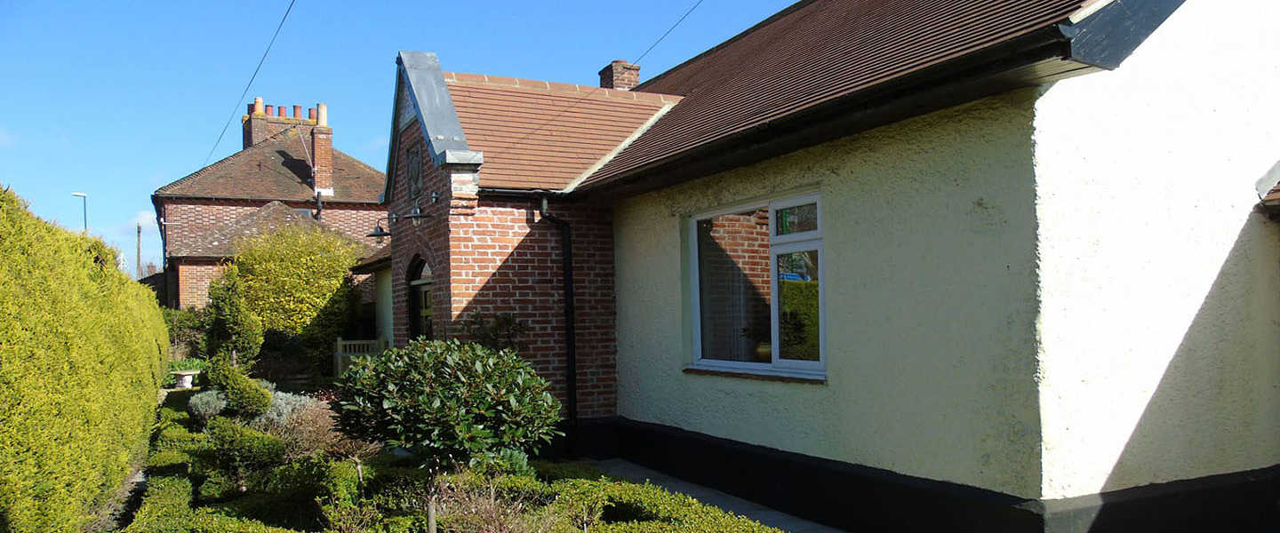 We have three en suite double rooms